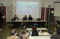 The Final Conference Organized In Framework Of Chemistry Is All Around Us Project Was Held On 1 February 2011 Genoa IT At Site